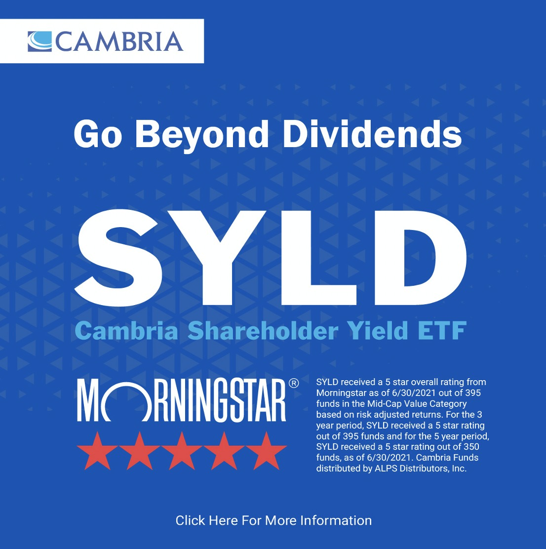 SYLD Cambria Shareholder Yield ETF